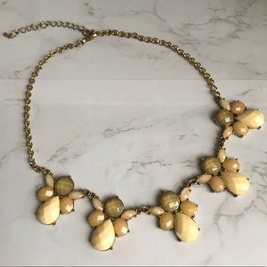 Resin Stone Statement Necklace Chunky Necklace